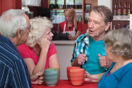 Zielgruppe Senioren, Alterswohnen